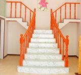 도매 Building Material Grey 또는 Red/White/Black Granite Circular/Spiral/Curved Staircase/Stairs