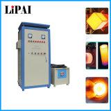 Ультразвуковая частота 200 кВт Электромагнитная индукционная нагревательная горячая кузнечная машина