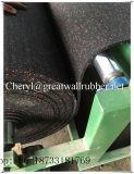 Отсутствие пола Rolls гимнастики толщины запаха 3-10mm резиновый