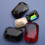 Камень ювелирных изделий цвета Saim кристаллический причудливый свободный (3008)
