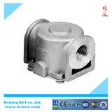 De aluminio de tamaño pequeño tornillo de filtro de Gas Natural