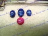 Rubino della stella e pietra preziosa dello zaffiro per la fabbrica dei monili