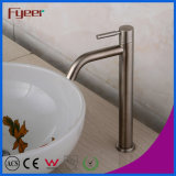 Fyeer High Body Cheap Cold Only Robinet de lavabo en acier inoxydable