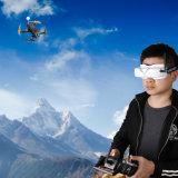 Beschermende brillen van Fpv van de Hoofdtelefoon DVR HD van de douane de Embleem Geïntegreerde voor Fpv Racing