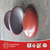 炭素鋼の帽子のButtweld管付属品