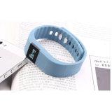 Bracelet intelligent de vente chaud de Bluetooth avec l'écran OLED (TW64)