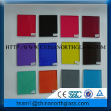 Fashionable Color Laminated Tempered Glass