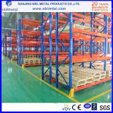 2016 China Nanjing High Quality EUA estilo Teardrop Pallet Rack
