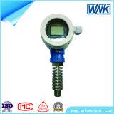 Transmissor de pressão isolado esperto do diafragma para o media químico da viscosidade