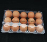 Pvc Egg Container Packing Box (plastic dienblad)