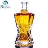 Große Kapazität, die für Glasflasche verpackt