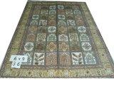 Zijden tapijten