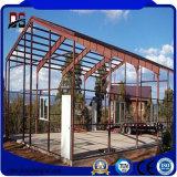 Hangar da construção de aço da grande extensão com alta qualidade