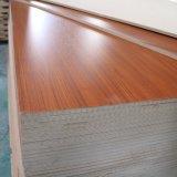 Precios baratos para la decoración de madera contrachapada laminada de PVC