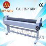"""DMS 1600mm (63"""") Manuel de grand format de plastification à froid"""