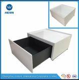 Gabinete de armazenamento do gabinete/máquina de lavar da base da lavanderia da vaidade do banheiro