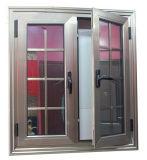 Double vitrage Grills Design fenêtre en aluminium