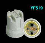 磁器ソケット(YF519 E27)