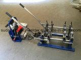 Sdp160m4 HDPE PE 개머리판쇠 융해 용접 기계