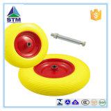 Roda Ruber de espuma de PU de alta qualidade