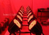 la PARITÀ di 54*3W il RGB 3in1strobe può illuminarsi per l'indicatore luminoso della fase