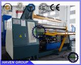 Lichtbogen-Stellen hohe quanlity W11H-8X3000 Unterseitenrollen verbiegende Walzenmaschine der Platte ein
