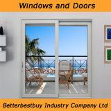 Дверь высокого качества UPVC с конкурентоспособной ценой