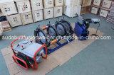 Sud315h Fusión de empalme de HDPE Semiautomática Máquina de soldadura (90mm-315mm)