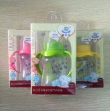 Коробка печатание изготовленный на заказ подарка пластичная для продуктов младенца (коробка PVC)