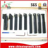 Комплекты инструментов карбида Indexable поворачивая/комплект инструмента с большой фабрикой