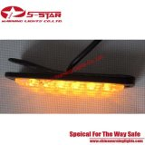 Blinkende LED Emergency Warnleuchte des super dünnen 6W Röhrenblitz-