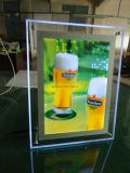 La publicité en Acrylique Crystal DIY affichage LED