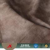 Cuoio artificiale liscio elastico del PVC di vendita calda di alta qualità