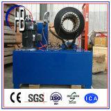 Pressa di stampaggio veloce del tubo di termine di consegna della fabbrica della Cina per il tubo flessibile di gomma