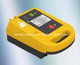 医療補助の自己テスト(AED7000)の携帯用除細動器Aed