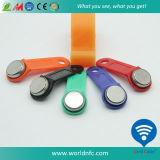 Cerradura botón I RW1990 tarjeta TM regrabable compatible para DS1990A-F5 táctil Memoria
