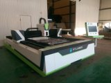 500W CNCの金属のファイバーレーザーの切断システム3015b
