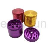 KräuterGrindersr für trockenen Kraut-Rauch mit verschiedener Farbe (ES-GD-014)