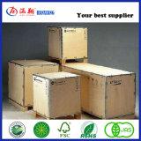 Banda de acero de madera contrachapada de caja de embalaje para la venta