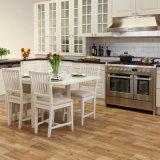 5mm Surface en bois Décoration maison planchers de vinyle
