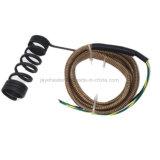 Calefator de resistência da mola de bobina para o sistema quente do corredor