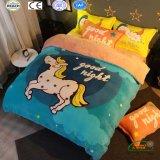 Super теплых коралловых подкладка из флиса зимой кровати для детей