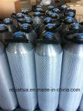 Cilindro di alluminio 12L del CO2 di vendita calda