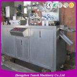 Dpp-80 tipo liso máquina de empacotamento plástica de alumínio da bolha