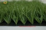 RoHS certificou o verde do campo de grama dos esportes do futebol da largura de 4m