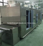 工場は直接シーフードのパンの魚のためのトンネルの速いフリーザーを供給する