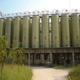 El tanque de almacenaje químico del agua de GRP FRP