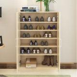 Neuer Art-Wohnzimmer-Möbel-Ecken-Metallschuh-Schrank mit guter Qualität