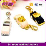 도매 소형 트레인 금 팔찌 매력 #17596