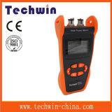 Наградной метр силы тестера 3212e Pon оптического волокна Techwin